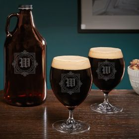 Winchester Personalized Grand Snifter Beer Gifts