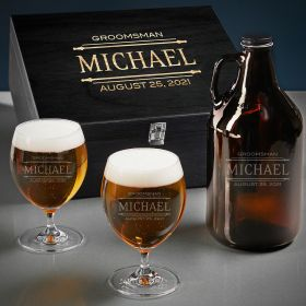 Stanford Personalized Set of Grand Craft Beer Gifts