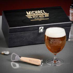 Maverick Custom Grand Beer Gifts for Groomsmen