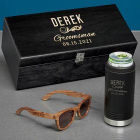 Classic Groomsman Custom Seltzer Groomsman Gifts