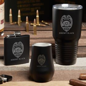Police Badge Custom Travel Gifts for Police Officers