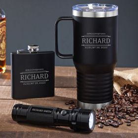 Stanford Personalized Coffee Gift Set