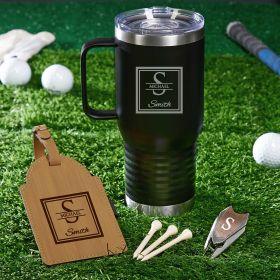 Oakhill Engraved Golf Gifts for Men