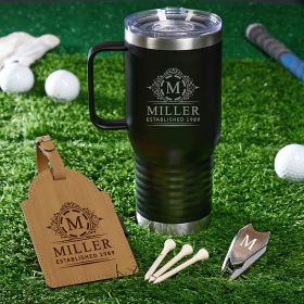 Hamilton Personalized Golf and Coffee Lover Gifts