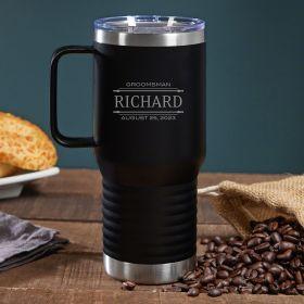 Stanford Custom Coffee Tumbler