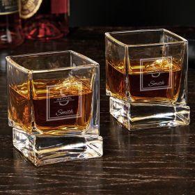 Oakhill Custom Yorke Whiskey Glasses