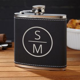 Radcliff Personalized Emerson Hip Flask