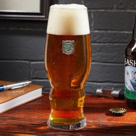 Personalized Regal Crest IPA Glass