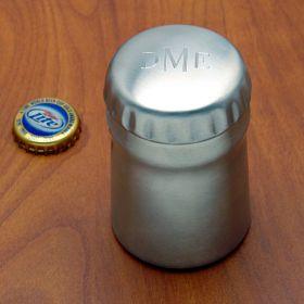 Nicholas Stainless Steel Pop Cap Opener (Engravable)