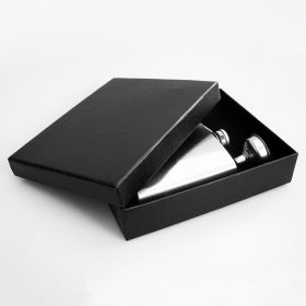 Premium Gift Box and Funnel for 6oz Flask