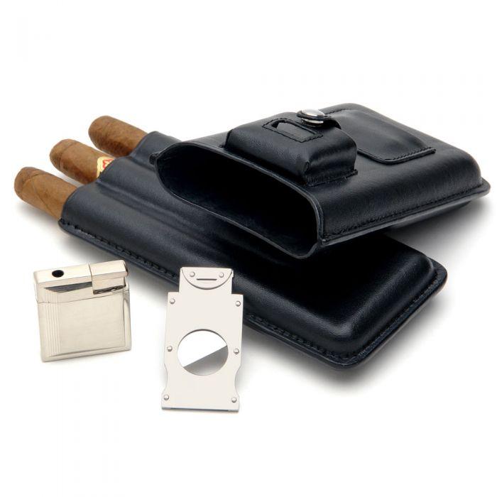 travel cigar gift set
