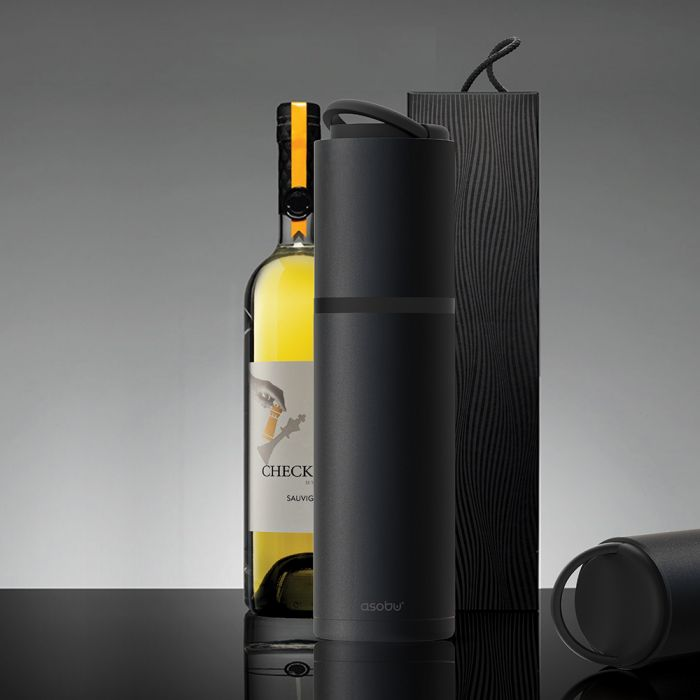 covell portable wine cooler engravable
