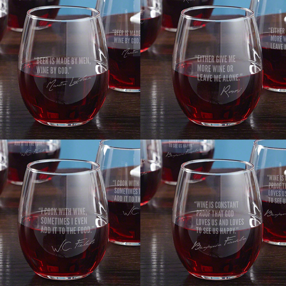 Famous-Men-of-Wine-Etched-Stemless-Glass-set-of-4-(4-Designs)
