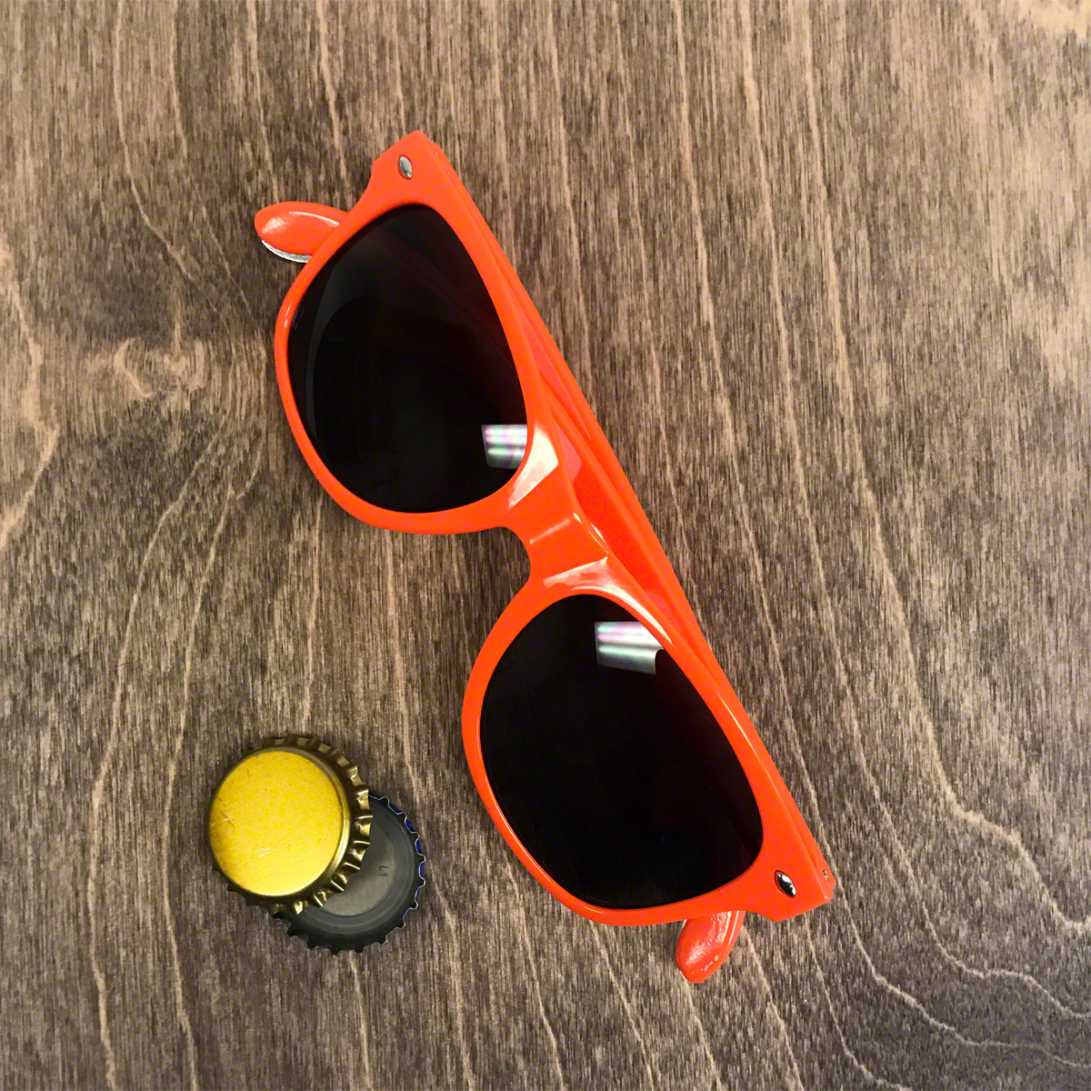 FREE GIFT - NO CHARGE - Bottle Opener Sunglasses (limit one)