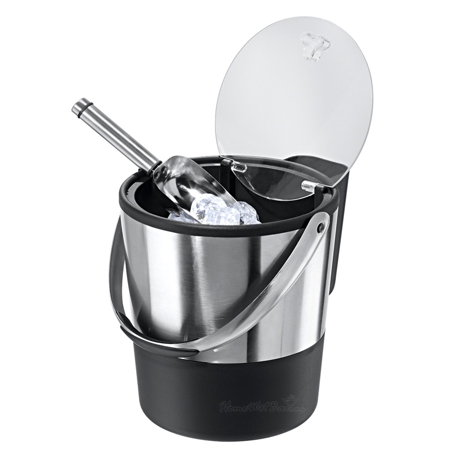 Professional-Insulated-Ice-Bucket-with-Lid-and-Scoop
