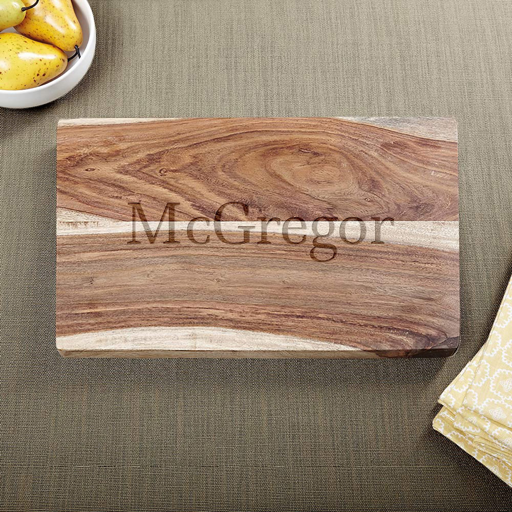 Exotic-Hardwood-Classic-Cut-Personalized-Cutting-Board