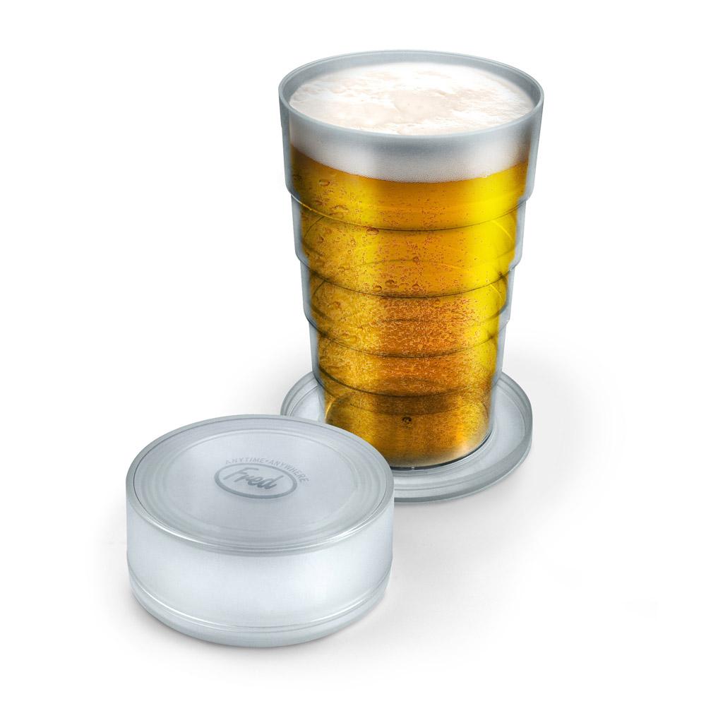 Port-a-Pint Pocket Beer Glass