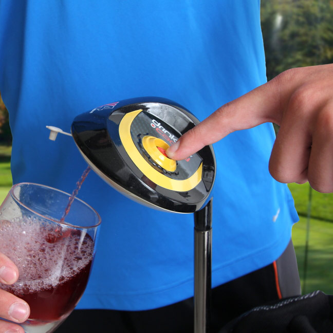 Golf Club Kooler Klub