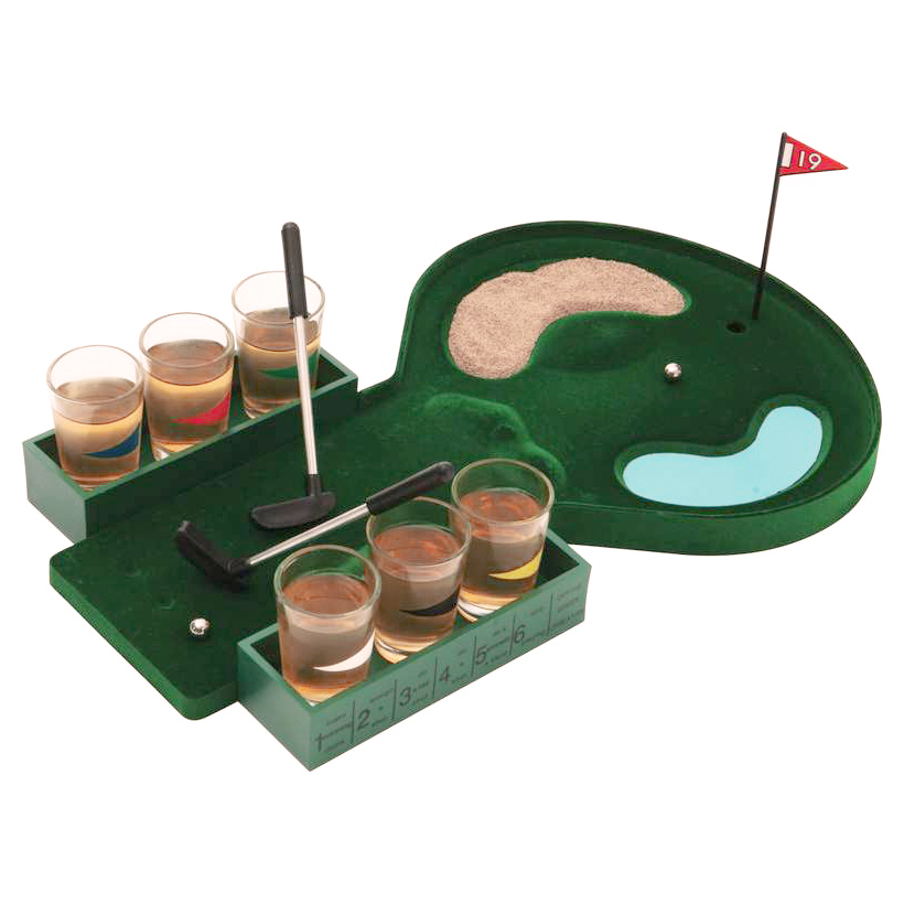 Take the Shot Golf Drinking Game