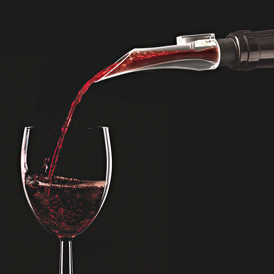Vino-Air Wine Aerator and Pourer