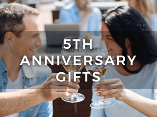 5th Anniversary Gifts