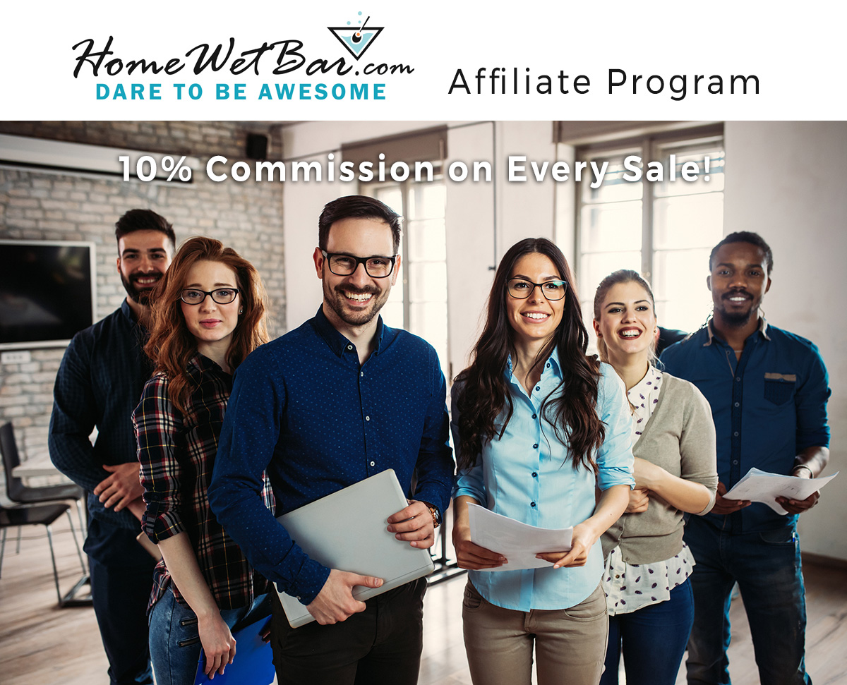 HomeWetBar Affiliate Program