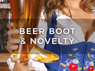 Beer Boot & Novelty