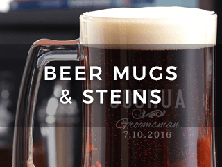Beer Mugs & Steins