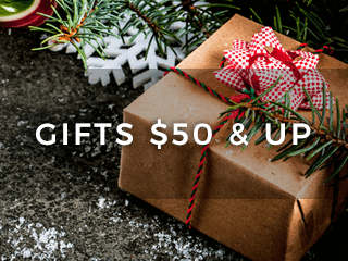 Gifts $50 and Up