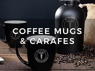 Coffee Mugs & Carafes