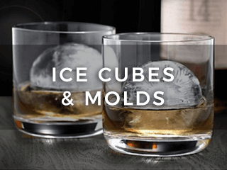 Ice Cubes & Molds