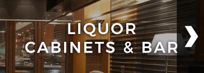 Liquor Cabinets & Bars