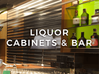 Lovely Liquor Cabinets U0026 Bars ...
