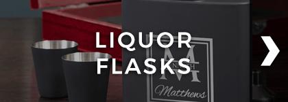 Liquor Flasks