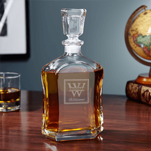 Oakhill Custom Liquor Decanter