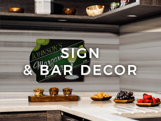 Signs & Bar Decor
