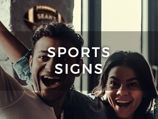 Sports Signs