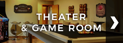 Theater & Game Room