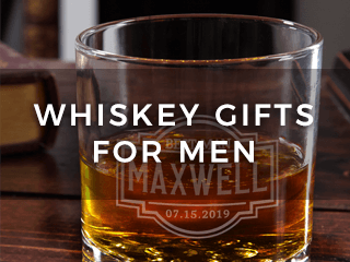 Whiskey Gifts for Men